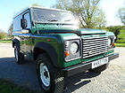 LAND ROVER DEFENDER 90 2.5 TD5 TURBO DIESEL 4X4 99000 MILES NEW MOT 2003 53