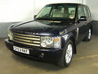 2003 '53' LAND ROVER RANGE ROVER VOGUE 4.4 V8 AUTO 4WD AWD 4x4 ESTATE SUPERB !
