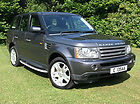 2005 55 RANGE ROVER SPORT 2.7 TD V6 AUTO HSE [TOP OF THE RANGE] 4x4 LADY OWNER