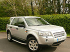 LAND ROVER FREELANDER 2 DIESEL 2.2Td4 GS AUTOMATIC 4X4 GS LOW MILES