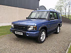 Land Rover Discovery 2.5Td5 ( 5 st )FACELIFT, 2002 XS,A Storry 4x4