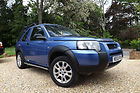 2003 53 Land Rover Freelander 1.8 SE HARDBACK CONVERTIBLE 4X4 3DR TAXED TESTED
