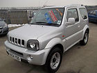 04(54) Suzuki Jimny 1.3 Mode 4x4, LEATHER, 7 Stamps!! See VIDEO!!
